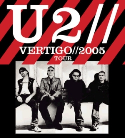 live U2 foto
