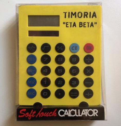 Timoria calcolatrice